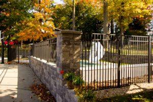 fence-pool
