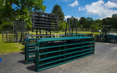 Livestock Corral panels
