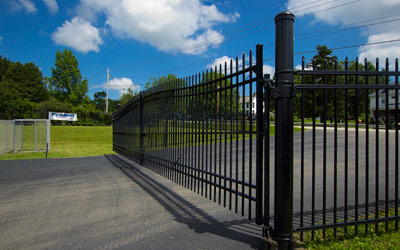 Commercial Chain Link Fencing Amp Gates In Uniontown Pa