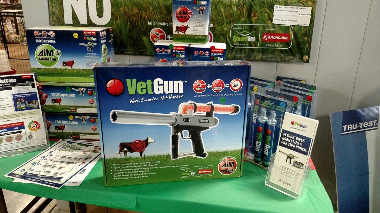 VetGun CO2 gun